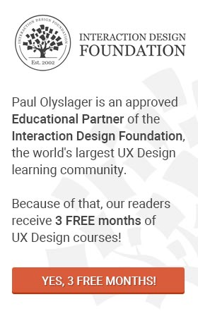 Interaction Design Foundation UX Courses