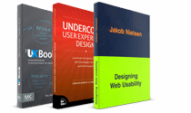 My Book Collection on UX